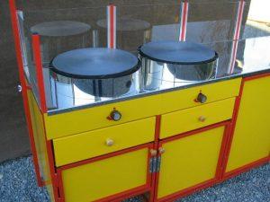 aparat kolica za palačinke