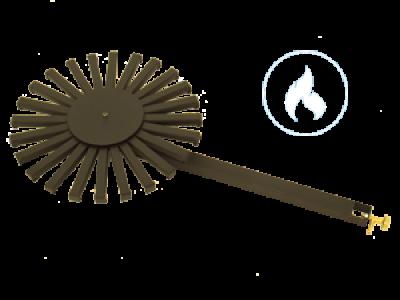 plinski kotlovski plamenik - plamenik za kotlove - tambura